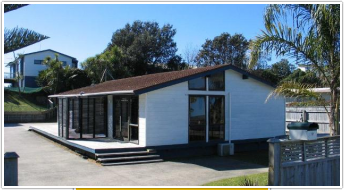 Sunny Ohope Holiday Home close to the beach